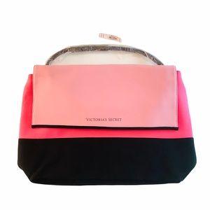 Victoria's Secret Beach Bag Cooler Insulated Tote